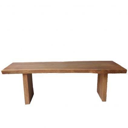 Table de repas suar massif SAMANEA 250cm