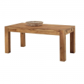 Table chêne massif huilé OAKWOOD 180cm rectangulaire