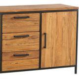 INDUS - mobilier industriel bois