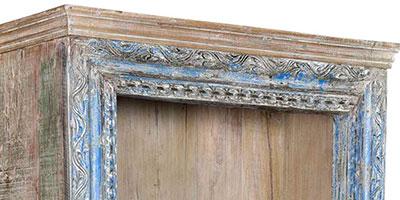meuble indien bois ancien