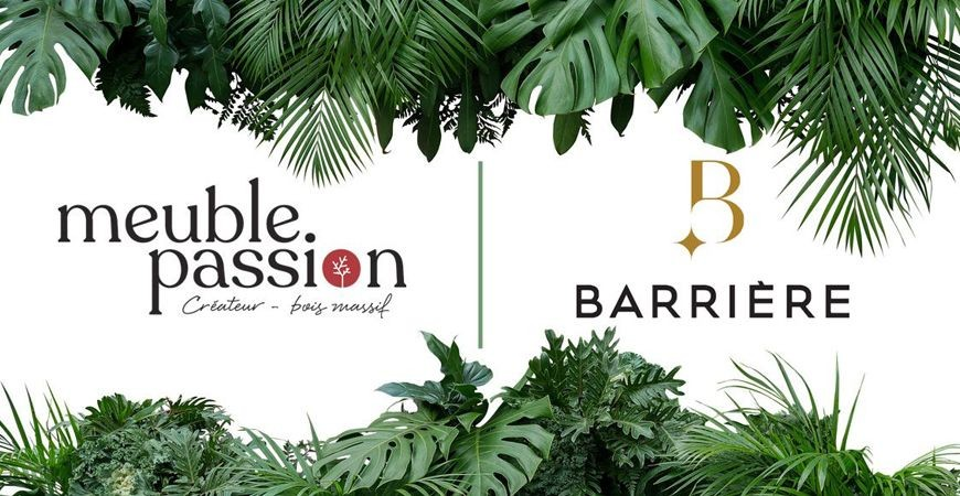 Meuble Passion s'associe au Casino Barrière de Menton !