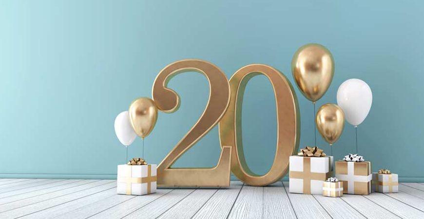 Le mois des 20 ans arrive sur Meuble Passion