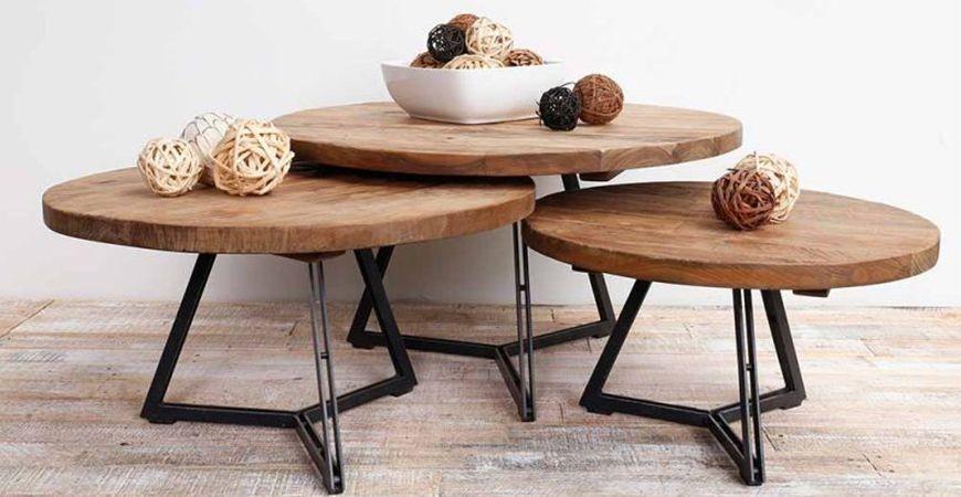 La table basse : le meuble incontournable de votre salon